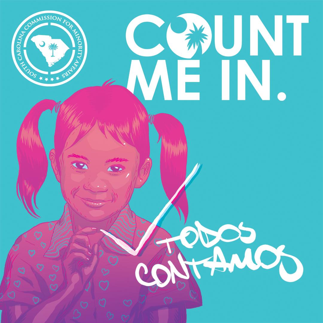 Count Me In/Todos Contamos